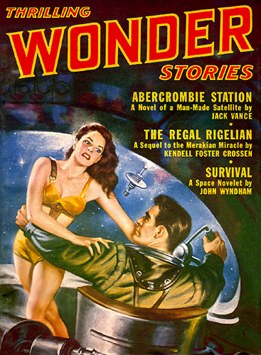 Thrilling Wonder ~ February 1952