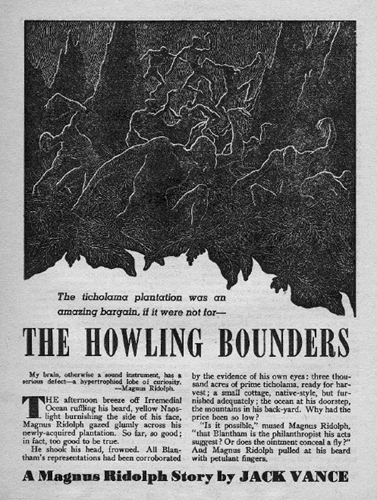 The Howling Bounders