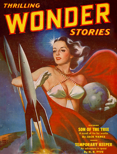 Thrilling Wonder ~ June 1951