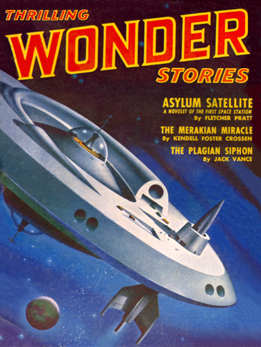 Thrilling Wonder ~ October 1951