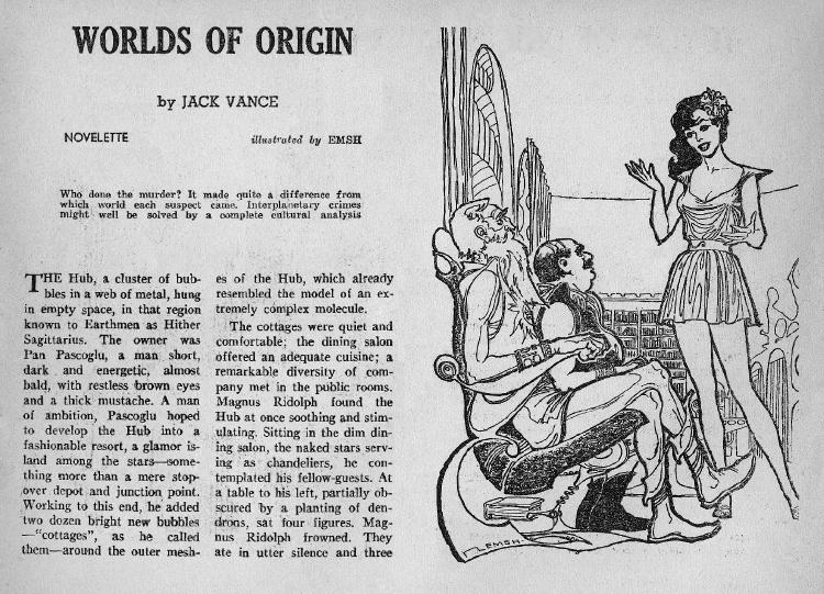 Worlds of Origin