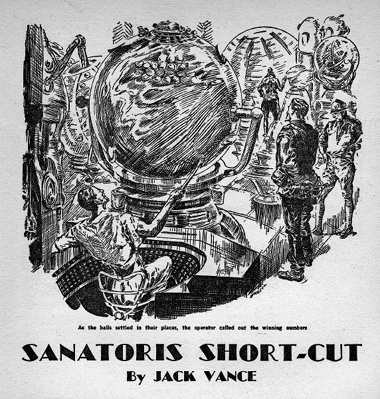 Sanatoris Short-Cut