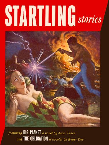 Startling Stories ~ September 1952