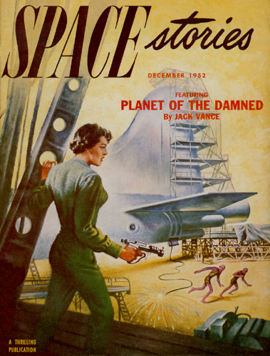 Space Stories ~ December 1952